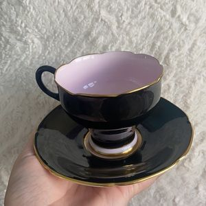 Paragon Queen Mary Fine China Set (Cup & Plate)